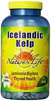 Ламинария Исландская Йод натур. в табл 1000 шт, фото 1