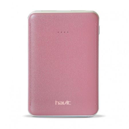Портативное зарядное устройство Havit HV-PB 004X pink