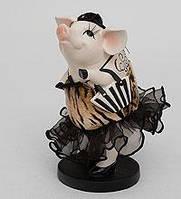 """Статуетка свинки """"Гламурна Піггі"""" SM-104"""