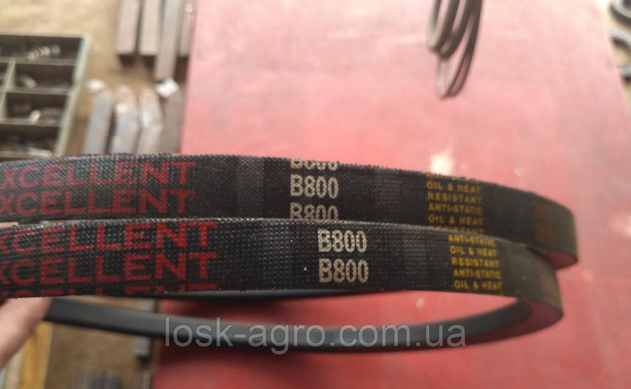 Ремень приводной клиновый B-800 Б-800