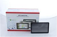 Навигатор GPS 6001  ddr2-128mb  8gb  HD емкостный экран