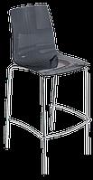 Барный стул Papatya X-Treme BSL прозрачно-дымчатый