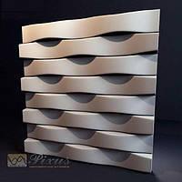 "Пластиковая форма для 3D панелей ""Спрут"" (форма для 3д панелей из абс пластика)"