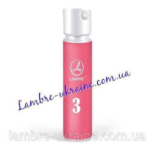 Пробник Lambre №3 - Lady Million (Paco Rabanne) - 1.2 мл