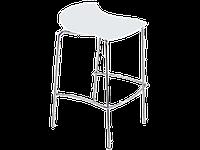 Стілець барний Papatya X-Treme BSS білий, фото 1