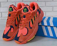 Мужские кроссовки Adidas Yung-1 Orange 41, фото 1