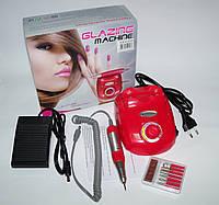 Профессиональный фрезер Beauty Nail Master DM-502 для маникюра и педикюра Красный