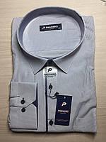 Копия Мужская рубашка классическая батал