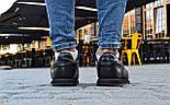 Мужские кроссовки Reebok Classic Black. Топ качество. Живое фото! (Реплика ААА+), фото 4