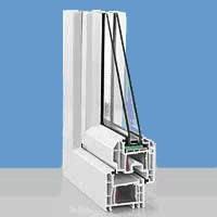 Пятикамерная профильная система Rehau Euro-Design 70
