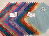 Канва пластиковая цветная Darice 7 каунт (США)