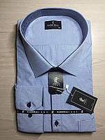 Мужская рубашка классическая батал