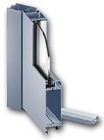 Дверные системы холодный алюминиевый профиль