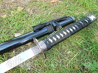 Самурайский меч катана  ханзи