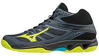 Волейбольные кроссовки высокие Mizuno Thunder Blade Mid V1GA1875 47