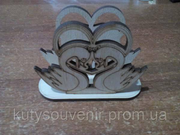 Салфетка деревянная, фото 2