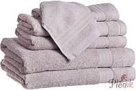 Полотенце Diandra Sunny 100х150 светло-серый