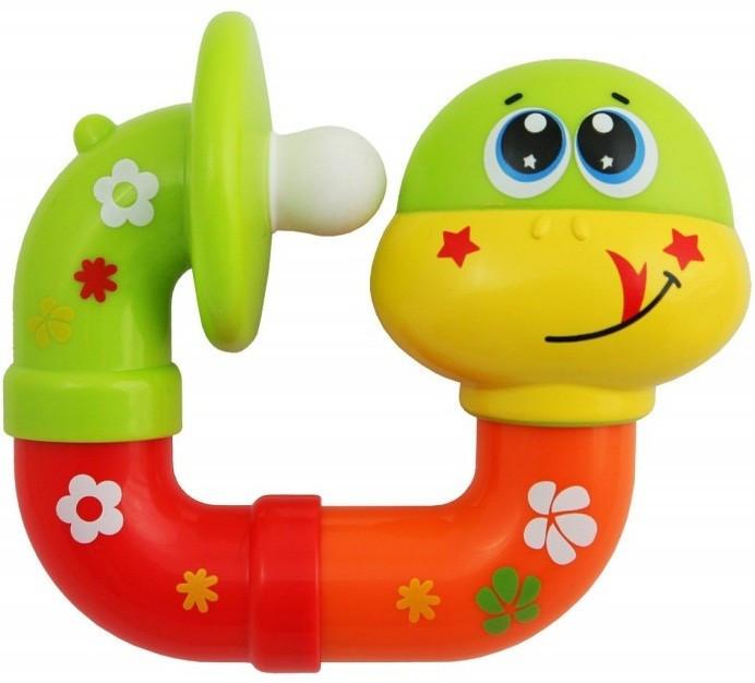 Детская погремушка-змейкай baby