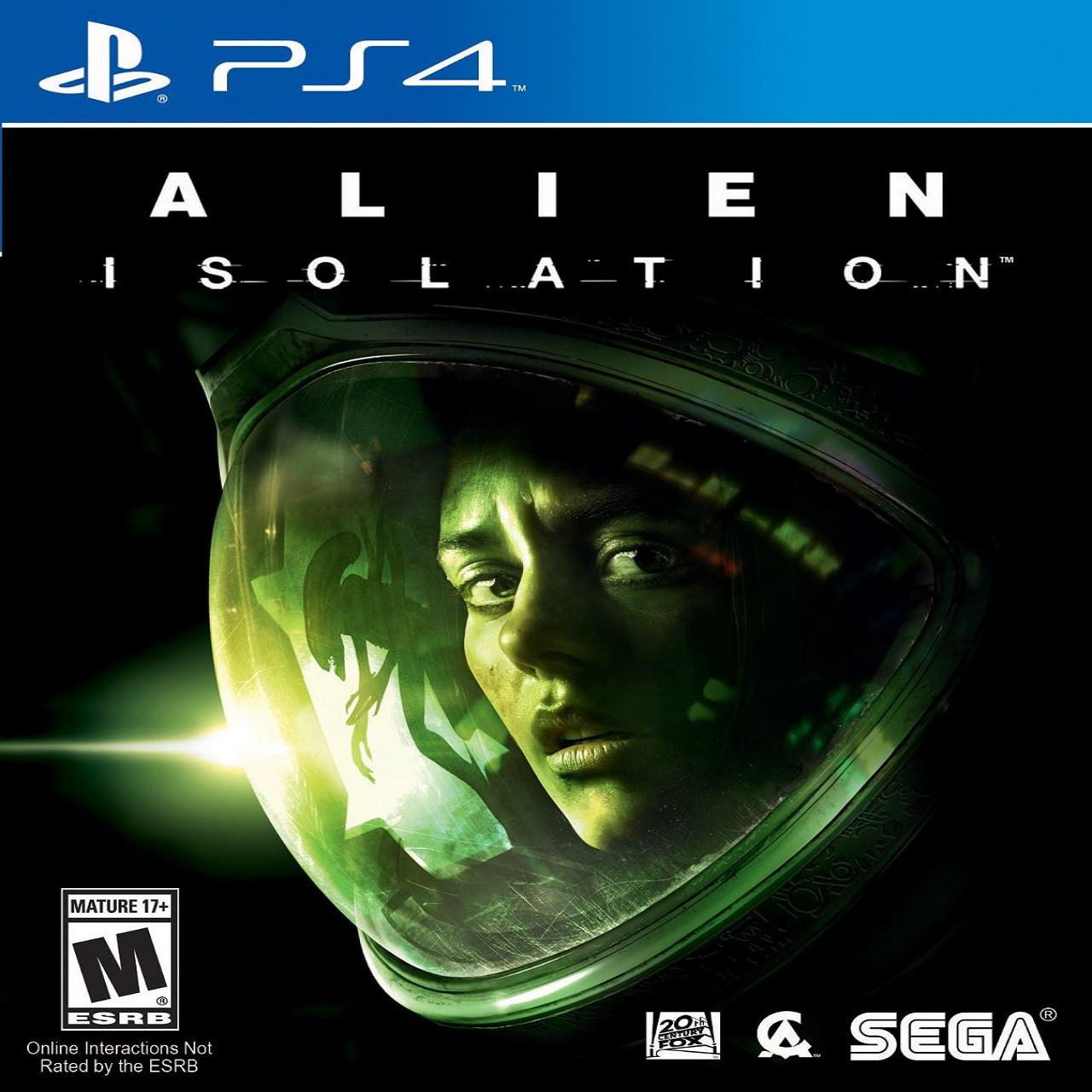 Alien Isolation (русская версия) PS4