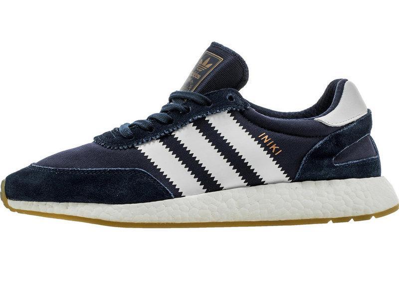 Женские кроссовки Adidas Iniki runner Blue