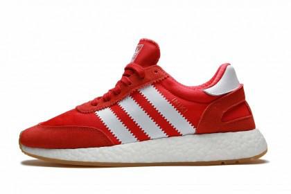 Женские кроссовки Adidas Iniki runner Red