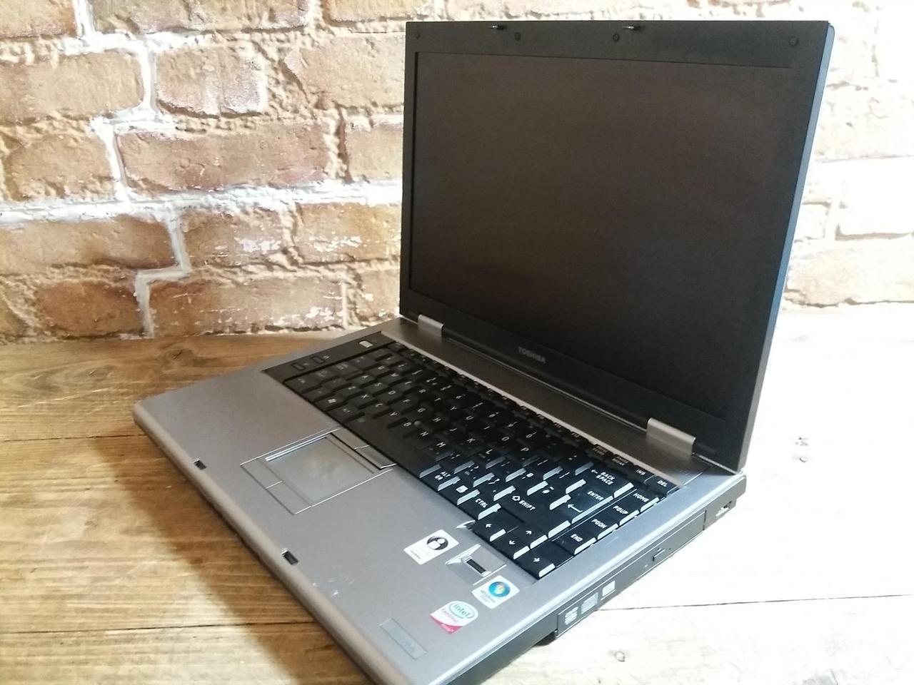 Ноутбук Toshiba TECRA A9 (2 ядра по 2,0 Ггц,2 Гб ОЗУ, 80 Гб HDD).Гарантия 30 дней