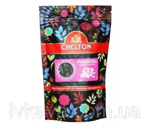 Чай черный  цейлонский Анютины глазки  Chelton, 90 гр