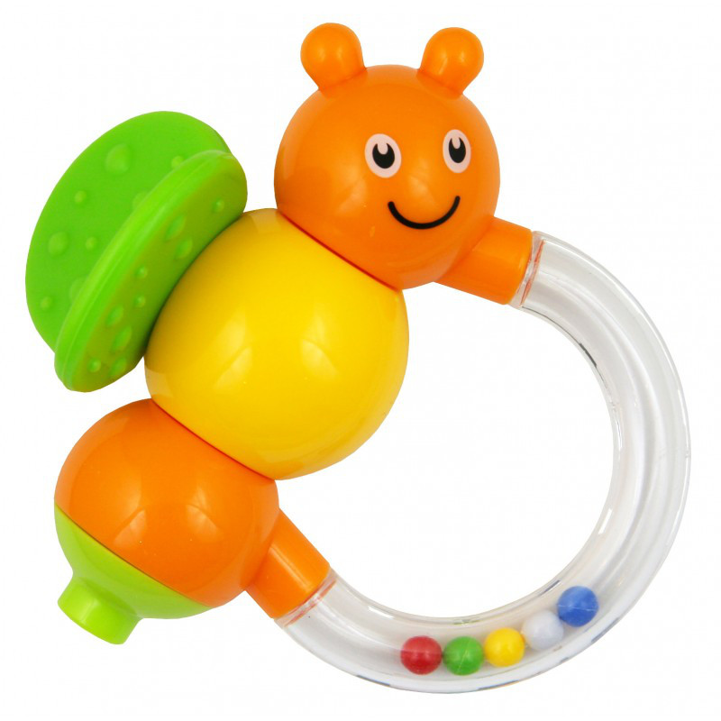 Детская погремушка-пчелка baby mix