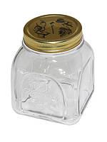 Банка стеклянная Pasabahce Homemade 500мл с металлической крышкой
