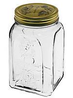 Банка стеклянная Pasabahce Homemade 1000мл с металлической крышкой
