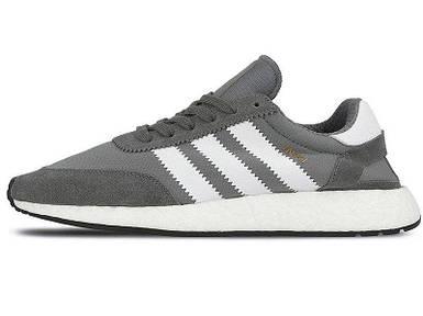 Мужские кроссовки Adidas Iniki runner Grey