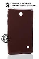 Силиконовый чехол BeCover для Samsung Tab 4 7.0 T230/T231 Brown (700542)