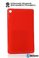 Силиконовый чехол BeCover для Lenovo Tab 3-710 Red (701027)