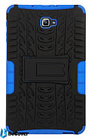 Противоударный чехол-подставка Becover для Samsung Tab A 10,1 T580/T585 Blue (701074)
