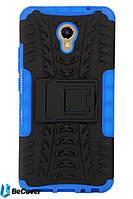 Противоударный чехол-подставка Becover для Meizu M5 Note Blue (701080)