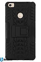 Противоударный чехол-подставка Becover для Xiaomi Mi Max Black (701083)