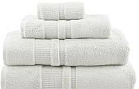 Элитное махровое полотенце PERA HAMAM WHITE 70х140