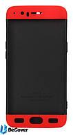 Панель Super-protect Series BeCover для OnePlus 5 Black/Red (701562)