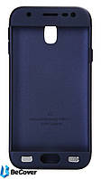 Панель Super-protect Series Series BeCover для Samsung J3 (2017) J330 Deep Blue (701566)