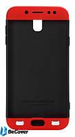 Панель Super-protect Series BeCover для Samsung J7 (2017) J730 Black/Red (701575)