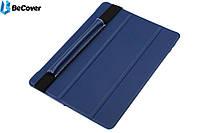 Премиум чехол BeCover с натяжным ремнем для стилуса Apple Pencil Deep Blue (701644)