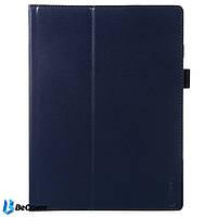 Чехол BeCover Slimbook для Lenovo IdeaPad Miix 320 Deep Blue (701704)