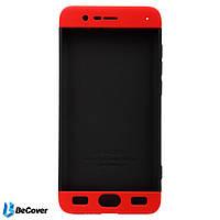 Панель Super-protect Series BeCover для Xiaomi Mi Note 3 Black/Red (701759)