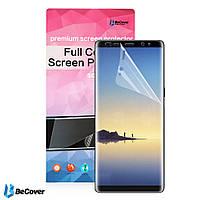 Защитная бронированная пленка BeCover Full Cover для Samsung Galaxy A8 2018 SM-A530 (701949)