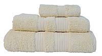 Махровое полотенце 30х50 бамбук/хлопок London CASUAL AVENUE