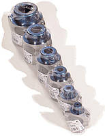 Колодочная насадка Dytron, 32 мм (синяя)