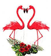 """Салфетки бумажные """"Фламинго""""  (20 штук)"""