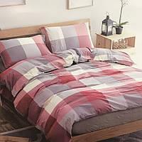 Двуспальное (евро) постельное белье 200х220 Французский лен Prestij Textile 76890