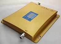 Усилитель мобильной связи Репитер GSM 900MHz + DCS 1800MHz 65dB, фото 1