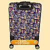 Дорожный чемодан искусственная кожа , фото 5